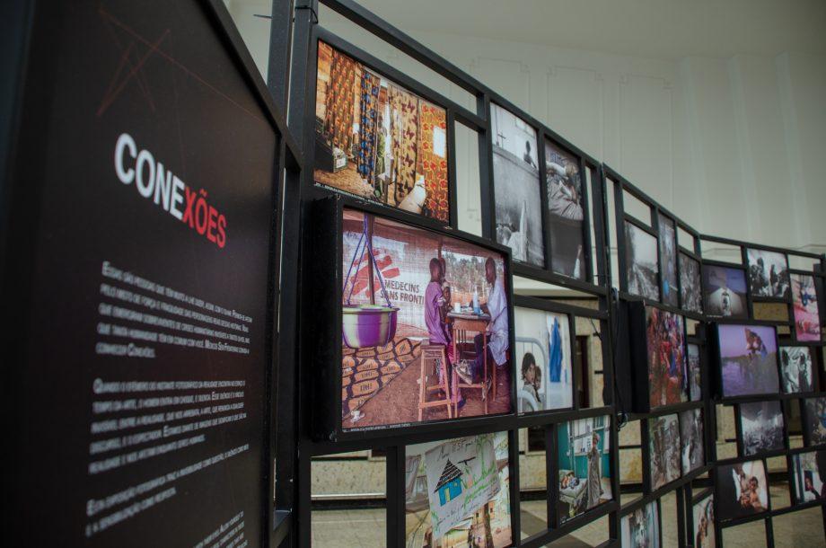 No Shopping Bourbon Country, a mostra fotográfica convidou o público a conhecer situações vividas por pessoas negligenciadas, que enfrentam a invisibilidade.